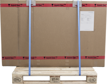 verpackungstipp zum versand von tv fernseher cargo. Black Bedroom Furniture Sets. Home Design Ideas